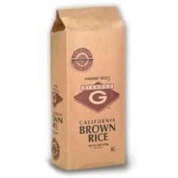 Diamond G Brown Rice 5lbs.
