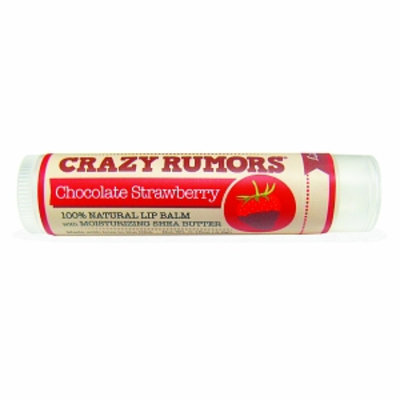 Crazy Rumors Chocolate Strawberry - Natural Lip Balm