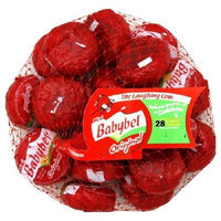 Mini Babybel® Semisoft Original Cheese Wheel