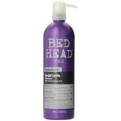 Bed Head Styleshots Hi-Def Curls Shampoo