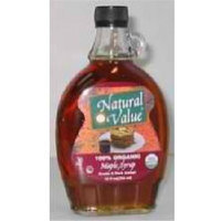 Natural Value B Maple Syrup (12x12OZ )