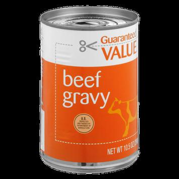Guaranteed Value Gravy Beef