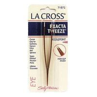 Sally Hansen La Cross Exacta Tweeze Needlepoint Eyebrow, Ingrown Hair Tweezer