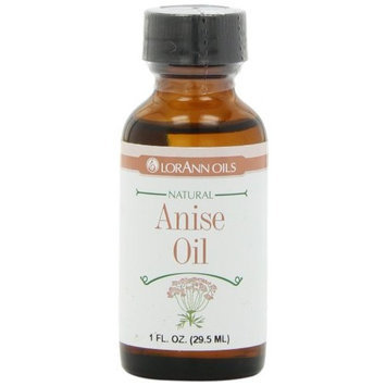 Lorann Oils LorAnn Natural Flavoring Oils, Natural Anise Oil, 1 Ounce Bottle