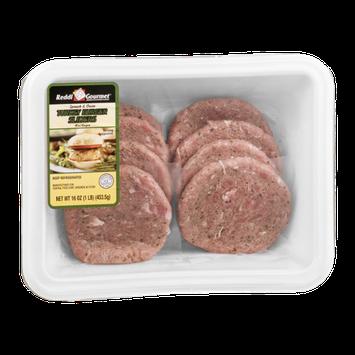 Reddi Gourmet Turkey Burger Sliders Spinach & Onion - 8 CT