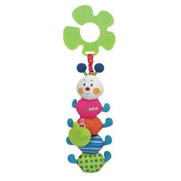 K's Kids Funky Inchworm Stroller Toy