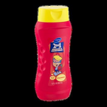 CareOne 2 in 1 Shampoo & Conditioner Strawberry