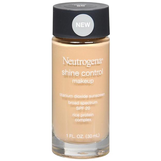 Neutrogena® Shine Control Liquid Makeup SPF 20