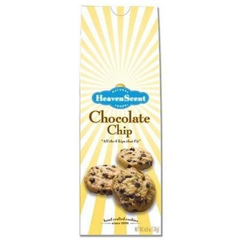 Heaven Scent Premium Chocolate Chip Cookies, Six 6-Ounce Units (36-Ounces)