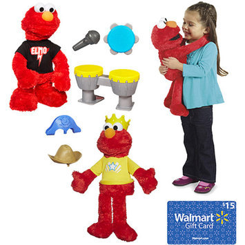 Your Choice Elmo with $15 Walmart Gift Card