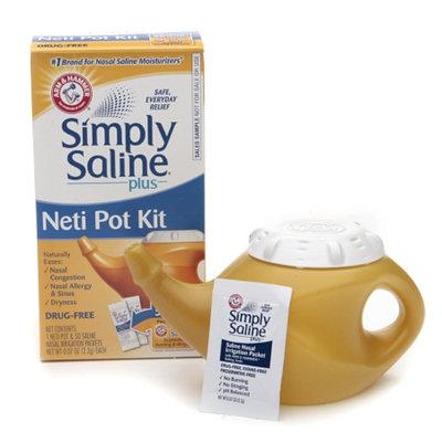 Simply Saline Plus Neti Pot Kit