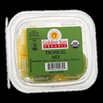 Golden Sun Organic Tropical Mix
