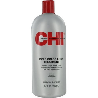 Chi Ionic Color Lock Treatment, 32 Ounce