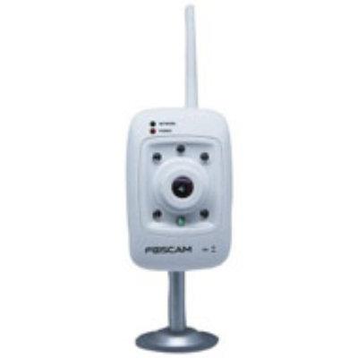 FOSCAM Fixed Wireless IP Camera - White