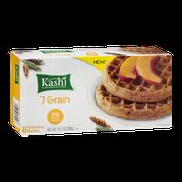 Kashi 7 Grain All Natural Waffles