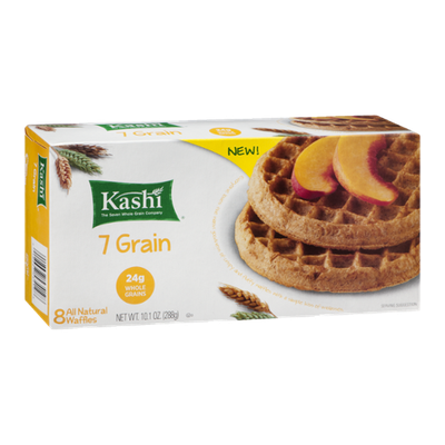 Kashi 7 Grain All Natural Waffles