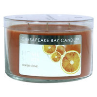 Pacific Trade Tropical Container Candle WHT