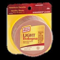Oscar Mayer Light Bologna with Chicken Pork Added
