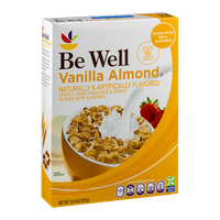 Ahold Be Well Cereal Vanilla Almond
