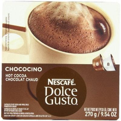 Nescafé Nescafe Dolce Gusto for Nescafe Dolce Gusto Brewers, Chococino, 48 Count [Chococino]