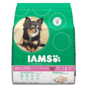 IamsA Proactive Health Small & Toy Breed Adult Dog Food