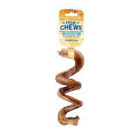 True Chews Dog Treats, Beef Bully Spiral (Pack of 5)