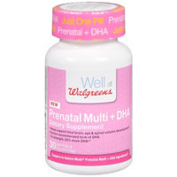Nature Made Prenatal Vitamins With Dha Walgreens