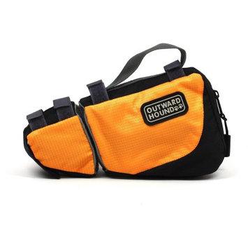 Kyjen 2533 2 x 9 x 6 Outward Hound Leash Mate - Orange