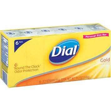 Dial Gold Antibacterial Deodorant Bar Soap
