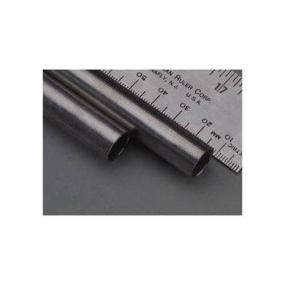 7123 Round Stainless Steel Tube 1/2