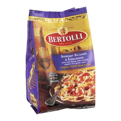 Bertolli Complete Skillet Meal for Two Shrimp Scampi & Linguine