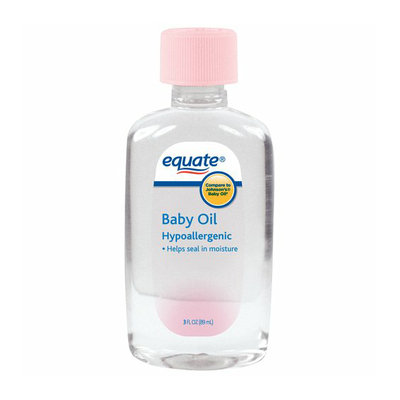 Equate Baby Oil