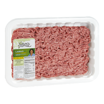Nature's Promise Laura's Lean Ground Beef