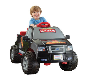 Mattel, Inc. Power Wheels My First Craftsman F-150 Truck by Fisher Price