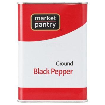 Market Pantry Ground Black Pepper - 8 oz.