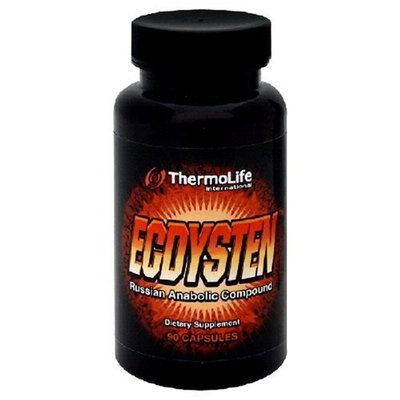 ThermoLife International Ecdysten, Capsules, 90 capsules