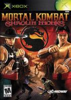 Midway Mortal Kombat: Shaolin Monks