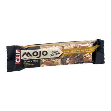Clif Mojo Dark Chocolate Trail Mix Bar Dark Chocolate Almond Sea Salt
