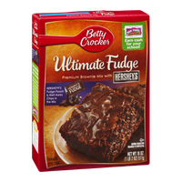 Bettty Crocker Ultimate Fudge Brownie Mix