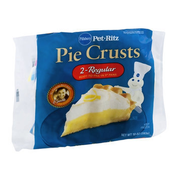 Pillsbury Pet-Ritz Regular Pie Crusts - 2 CT