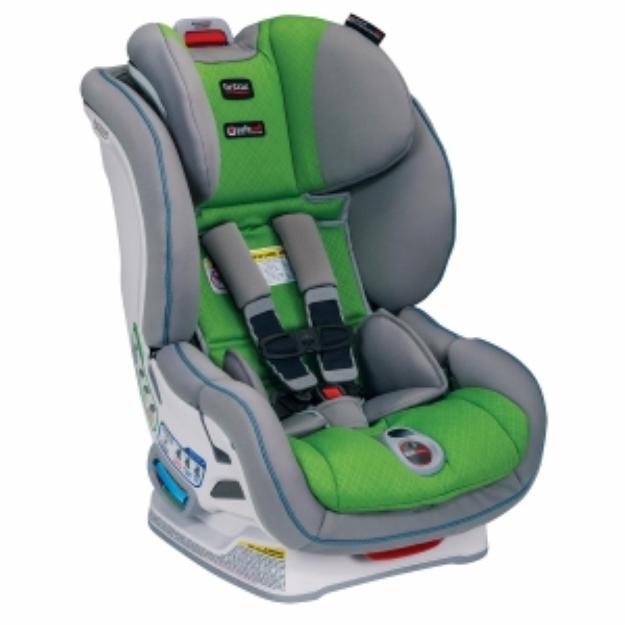 Head Britax Boulevard ClickTight Convertible Car Seat