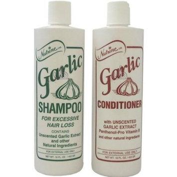 Nutrine Garlic Shampoo + Conditioner