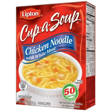 Lipton Cup-a-Soup, Chicken Noodle with White Meat