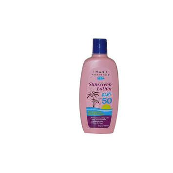 Image Essentials Sunscreen Lotion Baby SPF 50 8 Fluid Ounce