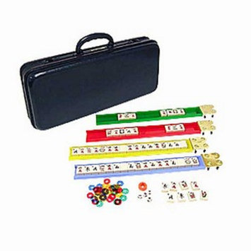 John N. Hansen Deluxe Tile Game Set Ages 18+