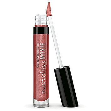 Bare Escentuals bare Minerals Marvelous Moxie Lip Gloss City Slicker Full Size Unboxed