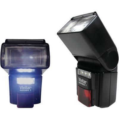 Vivitar VIV-DF-7000-CAN Dslr Af Flash LED Canon