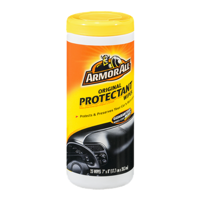 Armor All Original Protectant Wipes - 25 CT