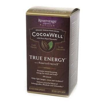 ReserveAge Organics CocoaWell True Energy