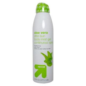 up & up Sunburn Treatment Spray - 6 fl oz